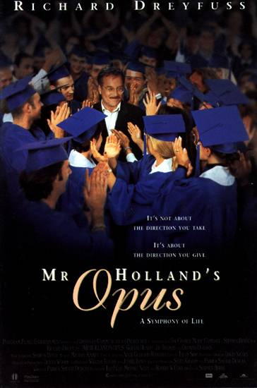 mr hollands opus essays on sucess A personal review of mr holland's opus, a movie by stephen herek  more essays like this: not sure what i'd do without @kibin - alfredo alvarez, student @ miami .